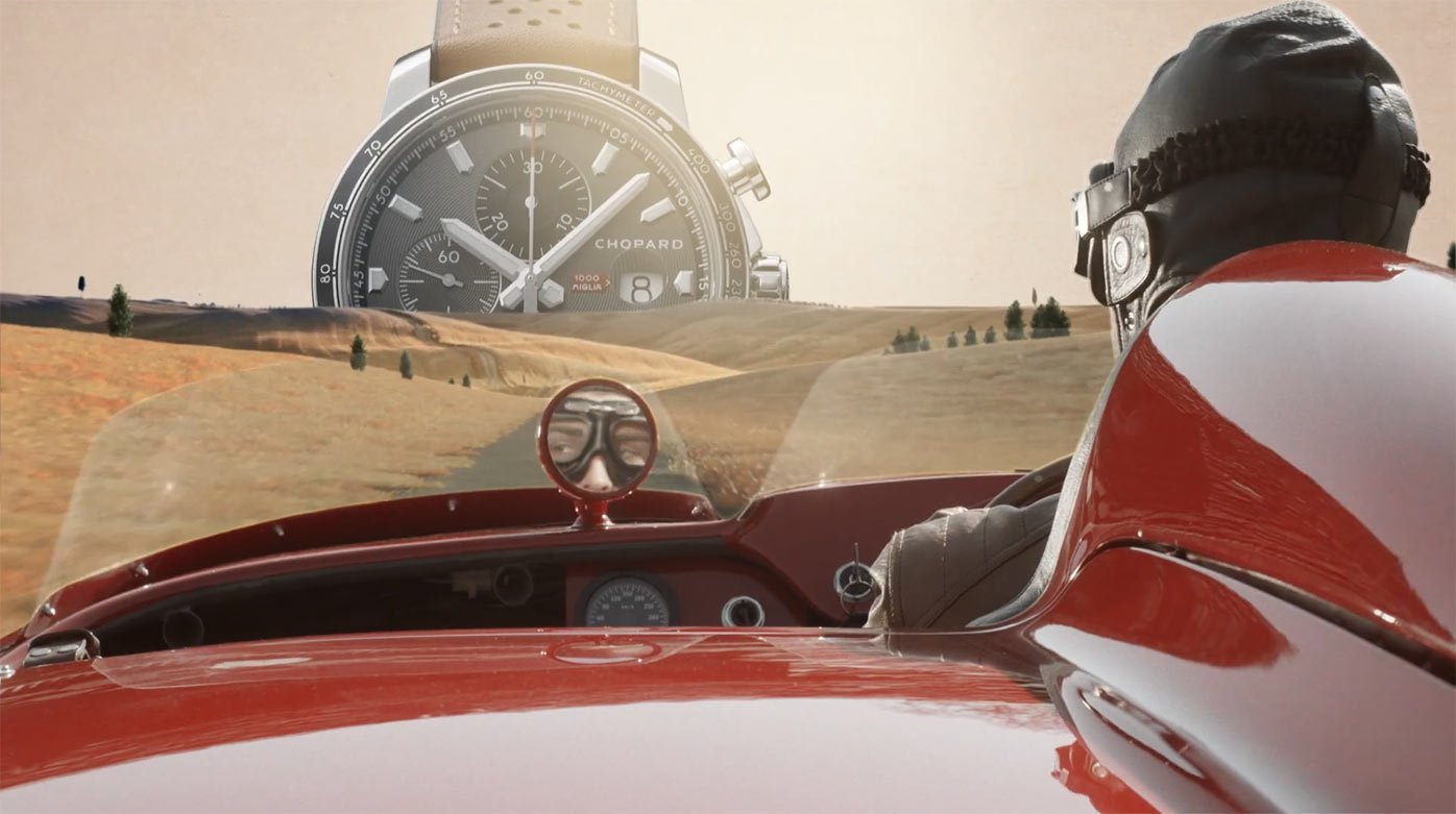 Chopard - Quand l'horlogerie s'allie à la course automobile
