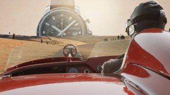 Quand l'horlogerie s'allie à la course automobile