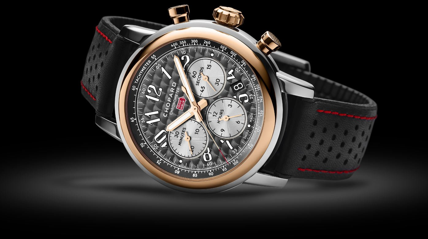 Chopard - Mille Miglia 2018 Race Edition