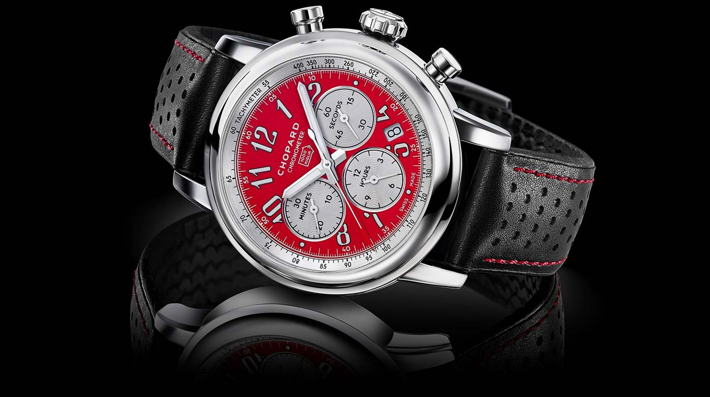CHOPARD - Mille Miglia Classic Chronograph Racing Colours Edition