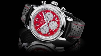 Mille Miglia Classic Chronograph Racing Colours Edition Trends and style
