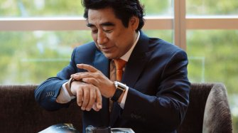 Dr. Haruhisa Handa – the atypical watch collector