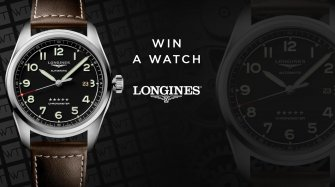 Win a Longines Spirit Watch Arts and culture