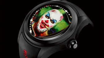 Bubble Clown by Matt Barnes