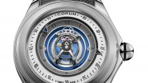 Bubble Tourbillon Central