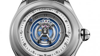 Bubble Central Tourbillon