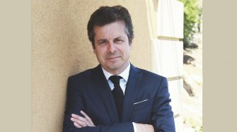 Jérôme Biard takes over the management of Corum and Eterna People and interviews