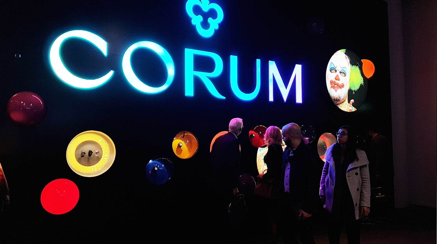 Corum - The brand leaves Baselworld