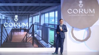 Corum's Bridge to the Future Trends and style