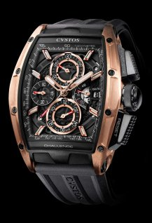 Chrono II Brancard Black