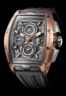 Chrono II Brancard Grey