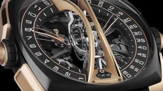 Klepcys Vertical Skeleton Tourbillon Trends and style