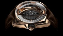 Klepcys Vertical Tourbillon