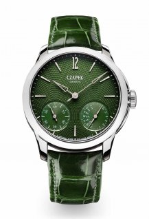 Quai des Bergues Rainforest Green
