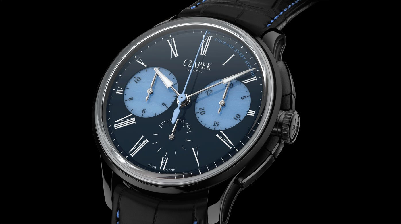 Czapek & Cie - Faubourg de Cracovie pour Only Watch
