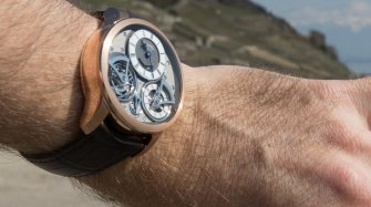 A week on the wrist: Place Vendôme Tourbillon Trends and style