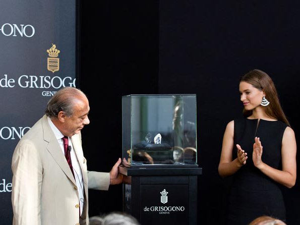 de Grisogono - $63M Constellation diamond