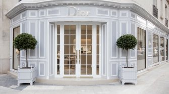 New Dior Fine Jewellery and Timepieces Boutique Retail