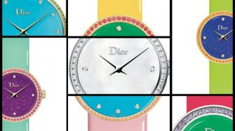 """Satine"" and ""Granville"" boldly augment the ""D de Dior"" collection"