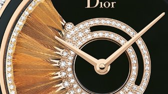 "38mm Dior VIII Grand Bal ""Plume"" Trends and style"