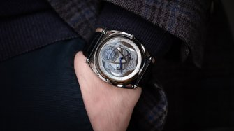 DB Kind of Two Tourbillon