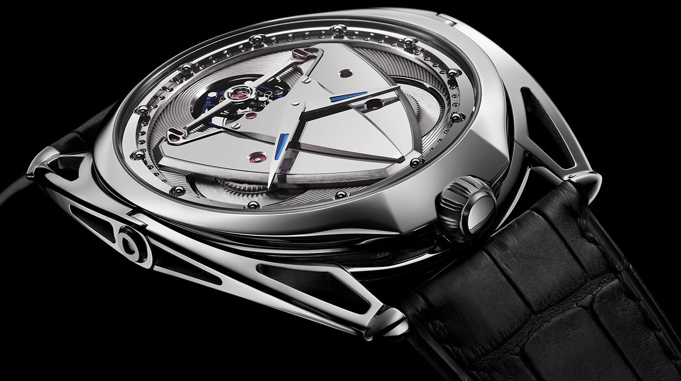De Bethune - Tenth anniversary of the DB28