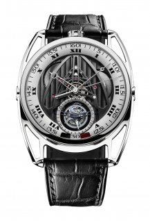 DB28 Tourbillon Deadbeat Seconds