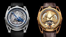 Two watches preselected for the GPHG 2019