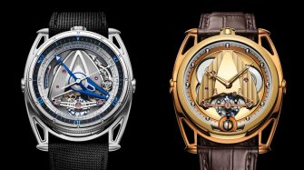 Two watches preselected for the GPHG 2019 Exhibitions