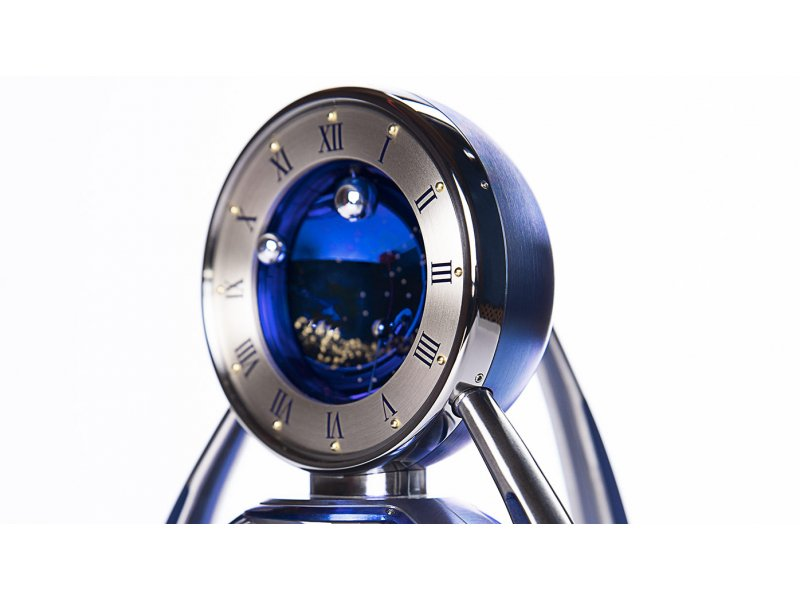 De Bethune - Lever de lune à Dubaï - Dubai Watch Week - WorldTempus