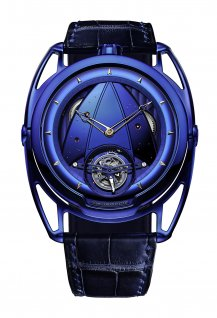 DB28 Kind of Blue Tourbillon