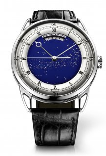 DB25 Tourbillon Milky Way