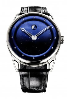 DB25 Moon Phase Starry Sky