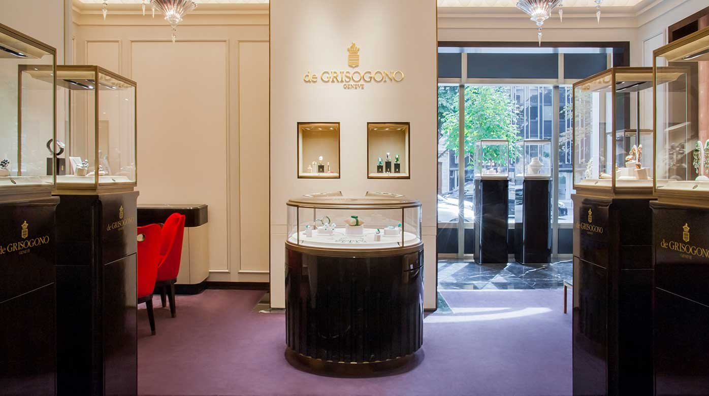 "de Grisogono - Opening of a new store in Paris's ""golden triangle"""