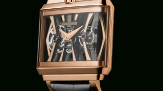 New Retro Skeleton Tourbillon Style & Tendance