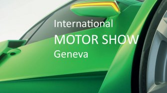 News from the Geneva Motor Show Arts and culture
