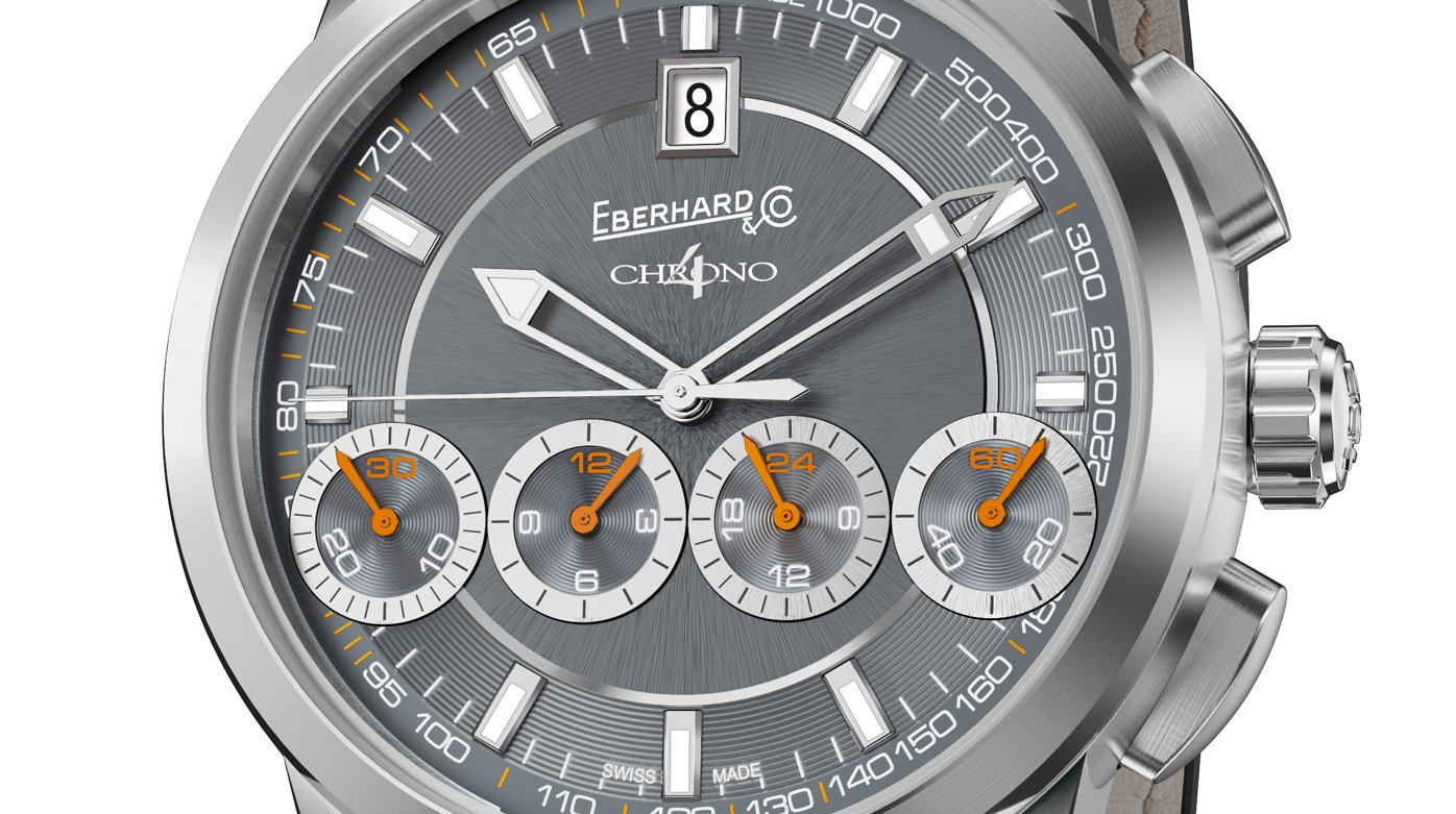 Eberhard & Co. - 130 years