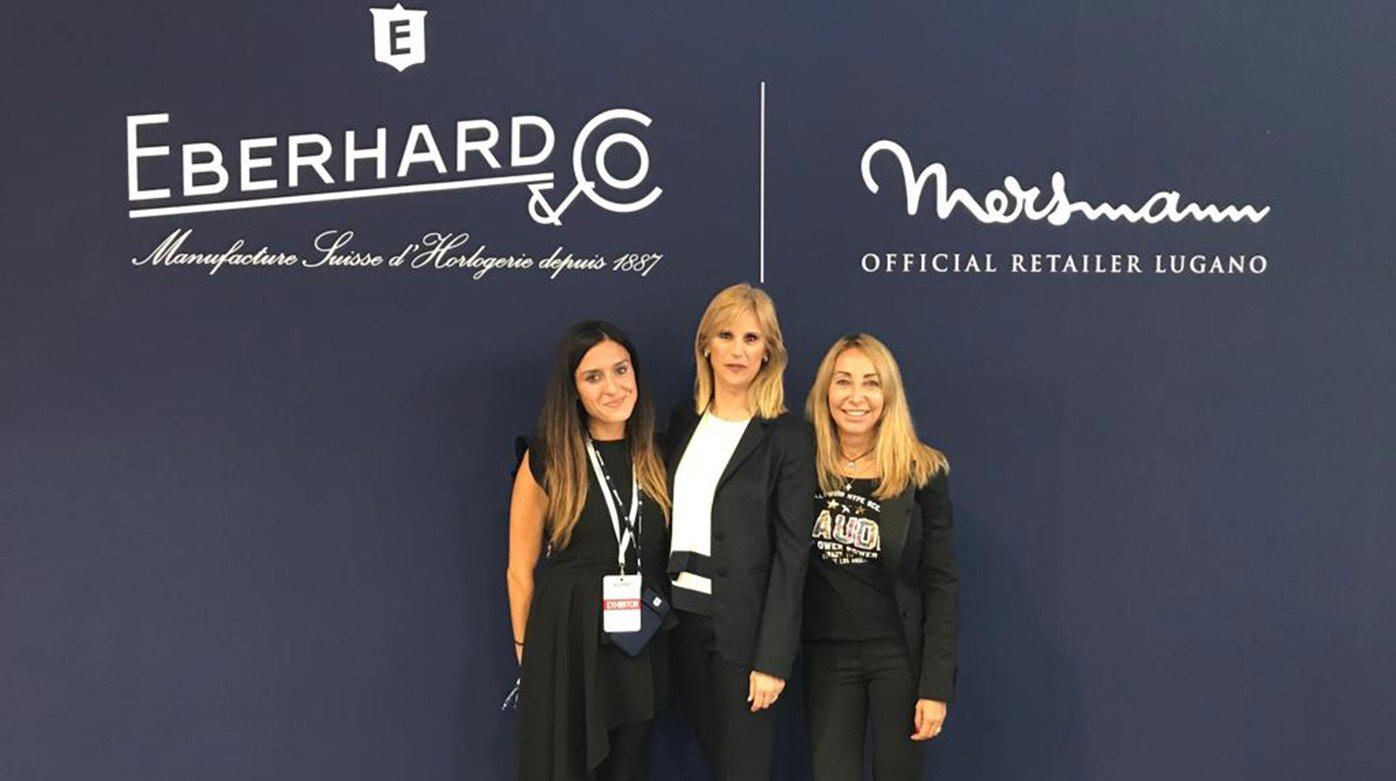 Eberhard & Co. - Commitment with WOPART reaffirmed