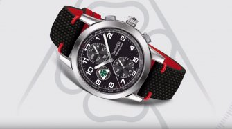 """Quadrifoglio Verde"" Chronograph Trends and style"