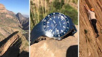 A Scafograf GMT, put to a punishing test in the Moroccan Atlas mountains Trends and style
