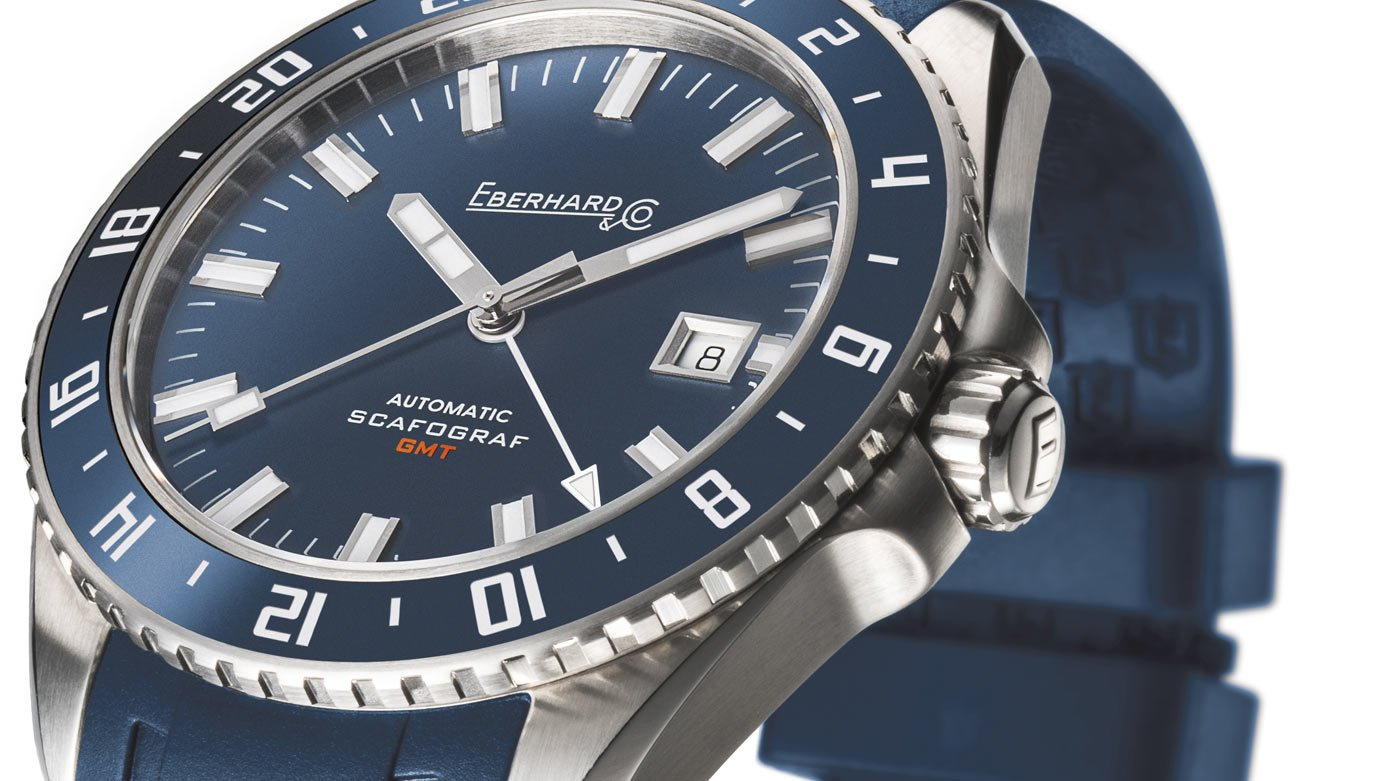 Eberhard & Co. - Scafograf GMT