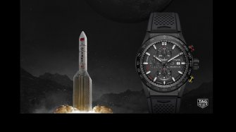 A big year for space, but what about space watches? Innovation and technology