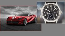 Can a Patek Philippe beat a Ferrari?