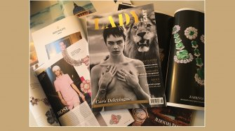 The Lady by GMT special issue is out Arts and culture