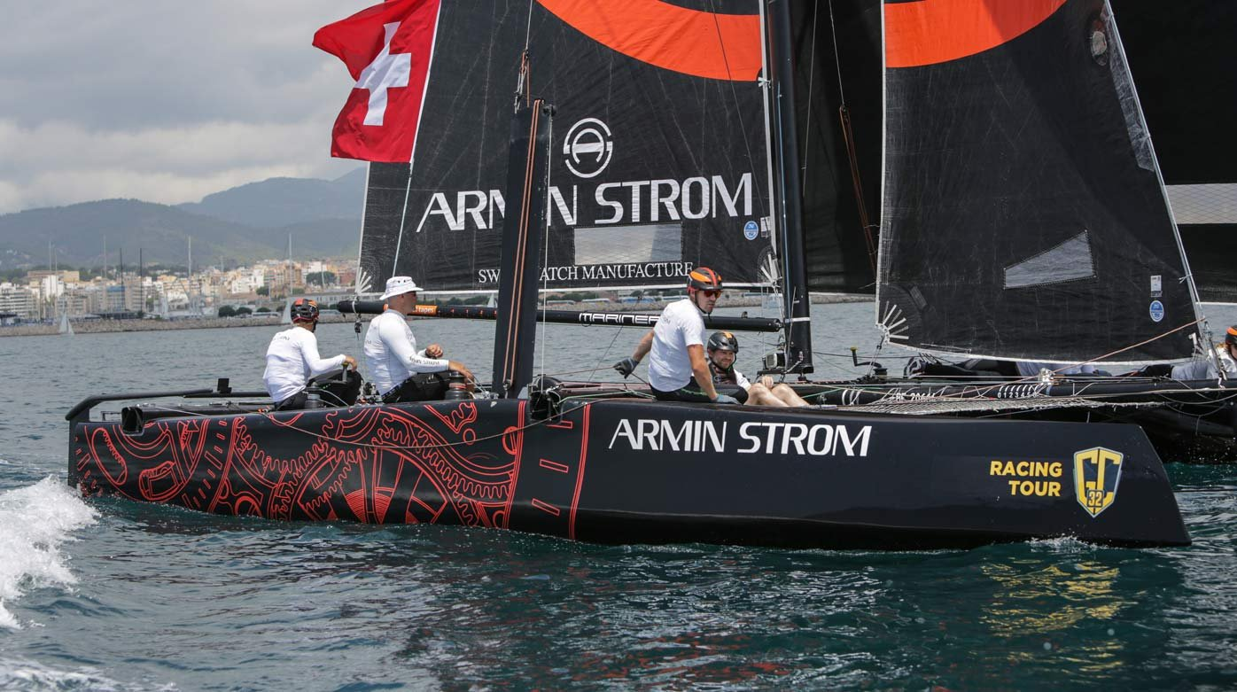 Editorial - Armin Strom and the art of foiling