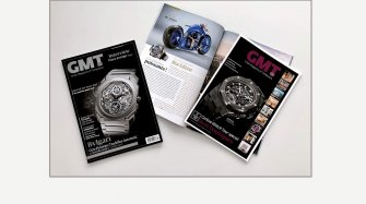 GMT Magazine Summer - Air-Land-Sea special issue Arts and culture