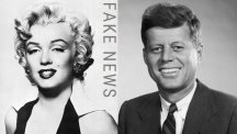 Under the hammer: the Rolex that belonged to the secret love child of Marilyn Monroe and JFK!