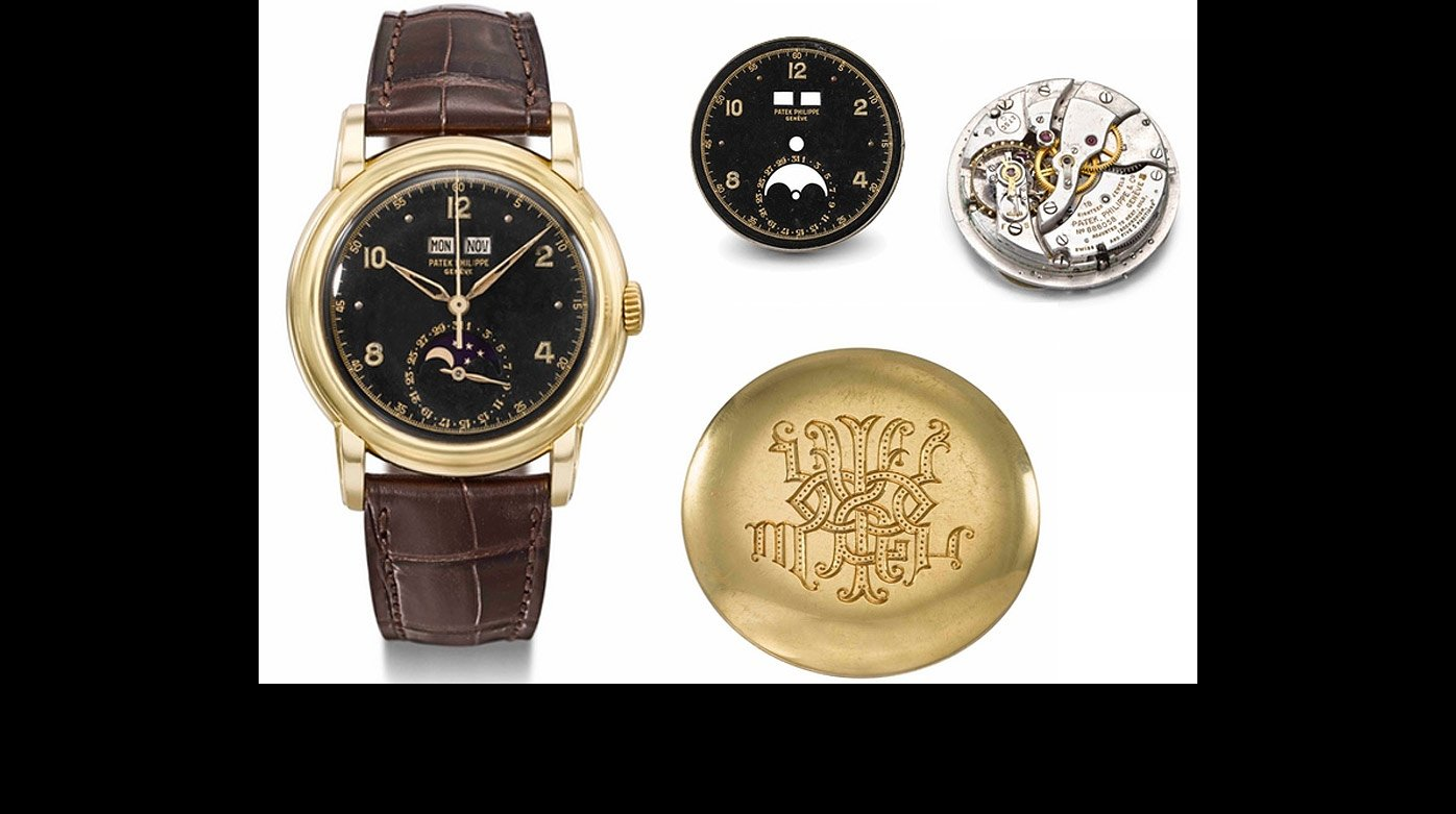 Auction in Geneva - New world record for Patek Philippe Ref. 2497 in Geneva