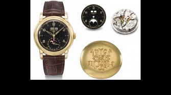New world record for Patek Philippe Ref. 2497 in Geneva Auctions and vintage