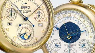 Patek Philippe Calibre 89 to be auctioned in Geneva Auctions and vintage